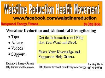 Waistline Reduction Health Movement