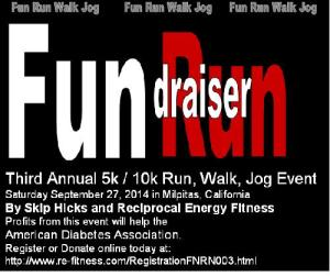 5k / 10k Fun Run by Reciprocal Energy Fitness