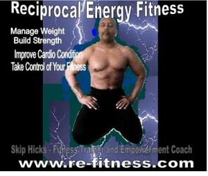 Reciprocal Energy is Electrifying Abdominal Workouts
